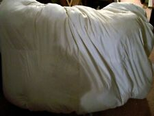 Pacific Coast Feather Co. Queen Size Bed Topper Used Cotten