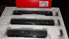ACME 55161 Set treno regionale FS Grigio ardesia,Corbellini-Corbellona e Tipo 33