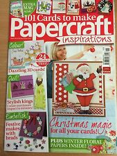 PAPERCRAFT INSPIRATIONS MAGAZINE ISSUE 105 NOVEMBER 2012 MAG 36