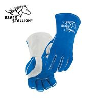 Revco 320 Comfort-Lined Cowhide High-Quality Stick Welding Gloves Size XL