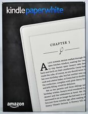 Kindle Paperwhite 2016 4GB WLAN Ereader Lighting White - General Overhaul