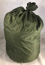 US Army Military WATERPROOF BAG CLOTHING BAG WET WEATHER BAG LAUNDRY BAG VGC