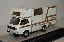 VW T3a Pritsche Tischer Camping weiß 1:43 Premium Classixxs neu & OVP 11528
