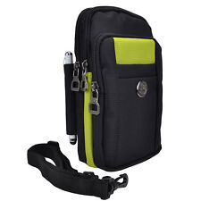 Vertical Belt Clip Cellphone Pouch Shoulder Bag For Samsung Galaxy S8 & S8 Plus