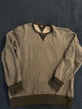 Double RRL Ralph Lauren Grey Jumper Medium