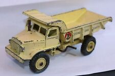 Dinky Toys 965 Euclid dump truck in good plus working all original condition