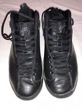 Nike Air Pippen II B Size 8.5 Style #624029-001 Black & Met Silver