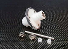 Tamiya CC01 Upgrade Parts Main Gear Set - Grey Silver