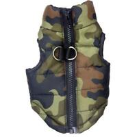 Waterproof Dog Coat Winter Puppy Clothes Pattern Small Dogs Clothing Jacket