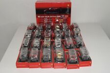 V 1:64 KYOSHO SET FERRARI COLLECTION 8 NEO F40 GTE 599XX ENZO 308 458 512 BB MIB