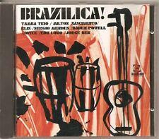 BRAZILICA! CD TAMBA TRIO MILTON NASCIAMENTO SERGIO MEDES JORGE BEN