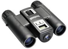 NEW Bushnell Image view SD Slot Binocular W/ VGA Camera (10 x 25)