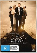 The Smell Of Success-DVD (2009) Billy Bob Thornton-Ed Helms-Tea Leoni - NEW