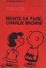 peanuts NIENTE DA FARE CHARLIE BROWN cartonati milano libri N. 7 1967 schulz vol