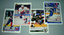 1990-91 1991-92 1992-93 1993-94 1994-95 Upper Deck Complete Your Set Pick 25