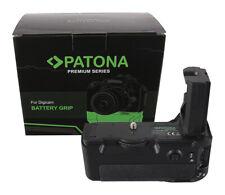 Patona Batteriegriff für Sony A9 A7 A7R Mark III ersetzt VG-C3EM für 2 Akkus