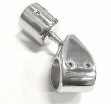 Collier Avec Rotule Articulé Pour Tube Diamètre 22mm inox A4 - 316