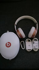 Beats SOLO 2 WIRELESS ARCHETTO CUFFIE WIRELESS-Oro Rosa