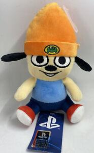 "PaRappa the Rapper Stubbins 6"" Plush."