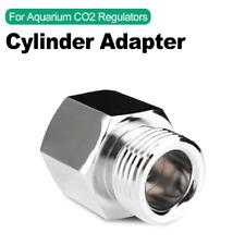 5PCS Cylinder Adapter Converter for Aquarium CO2 Regulators Tank Equipment Set