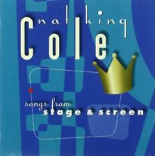 CD NEUF - NAT KING COLE - SONGS FROM THE STAGE & SCREEN - C7