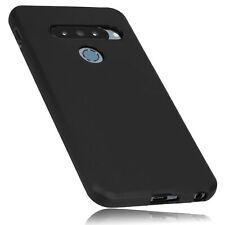 mumbi Hülle für LG G8s ThinQ Schutzhülle Case Cover Tasche Handy Schutz