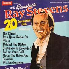 Ray Stevens(Vinyl LP)The Remarkable-Warwick-WW 5036-65-1977-VG-/VG
