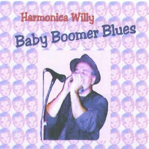 Harmonica Willy-Baby Boomer Blues (CD-RP) (US IMPORT) CD NEW