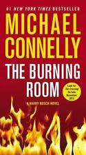 The Burning Room Michael Connelly LAPD Harry Bosch Book 21 Paperback