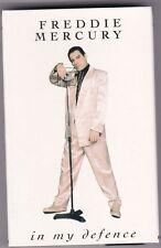 Freddie Mercury   In My Defence    [MC TAPE] Cassette Single Neu