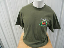 Vintage Jimmy Buffett A Salty Piece Of Land Tour 2005 Large T-Shirt Preowned