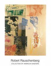 Robert Rauschenberg - Favor Rites Art Print 35.5x27.5 Poster