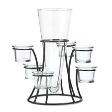 Accent Plus Flower Candle Stand