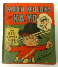 1933 MOON MULLINS and KAYO Big Little Book BLB softbound COCOMALT Premium *