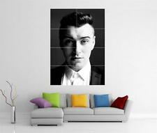 Sam Smith-en la Lonely hora Gigante Pared Arte Foto impresión Cartel