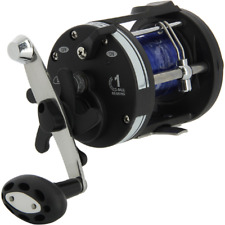 SEA BOAT FISHING LARGE 500 MULTIPLIER REEL & LINE