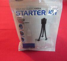 BRAND NEW DSLR AND VIDEO CAMERA STARTER KIT DV-SK5