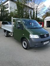 Vw t5 pick up , 1.9, 102 bhp , t30