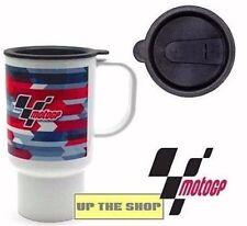 MotoGP Travel mug + Lid Aprilia Ducati Honda Kawasaki Suzuki Triumph Yamaha