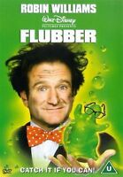 Flubber - 2001 Marcia Gay Harden, Robin Williams, Clancy New Sealed Region 2 DVD