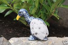 Animal Buitre de Cerámica Figura decoración NUEVO Pájaro Pájaros ta-56146
