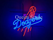 """New Los Angeles Dodgers Neon Sign Light Lamp 16""""x16"""" With Hd Vivid printing"""