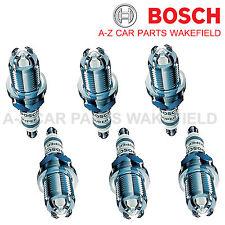 B326FR78X For Jeep Cherokee 3.7 4WD Laredo Bosch Super4 Spark Plugs X 6