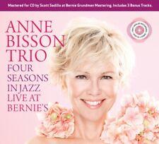 CAMILLO | Anne Bisson Trio - Four Seasons in Jazz - Live at Bernie's CD
