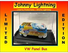 Hot Johnny WHITE Lightning Wheels Liberty Volkswagen VW Bus Chase RARE 1 of 200