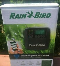 Rain Bird Irrigation Timer 8-Zone Smart WiFi Brand New 2.0