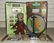 HOT TOYS GUARDIANS OF THE GALAXY 2 BABY GROOT LIFESIZE LMS004 SEE DESCRIPTION