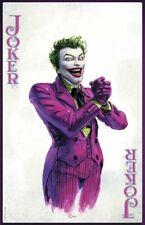 Joker Year of the Villain #1 Clayton Crain Virgin Variant Rhode Island Comic Con