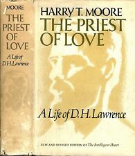 The Priest Of Love. A LIFE OF D.H. LAWRENCE. 1974. III ED..