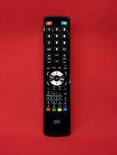 Mando a Distancia Original TV LED OK. // SÓLO ES VÁLIDO SI ES EXACTAMENTE IGUAL